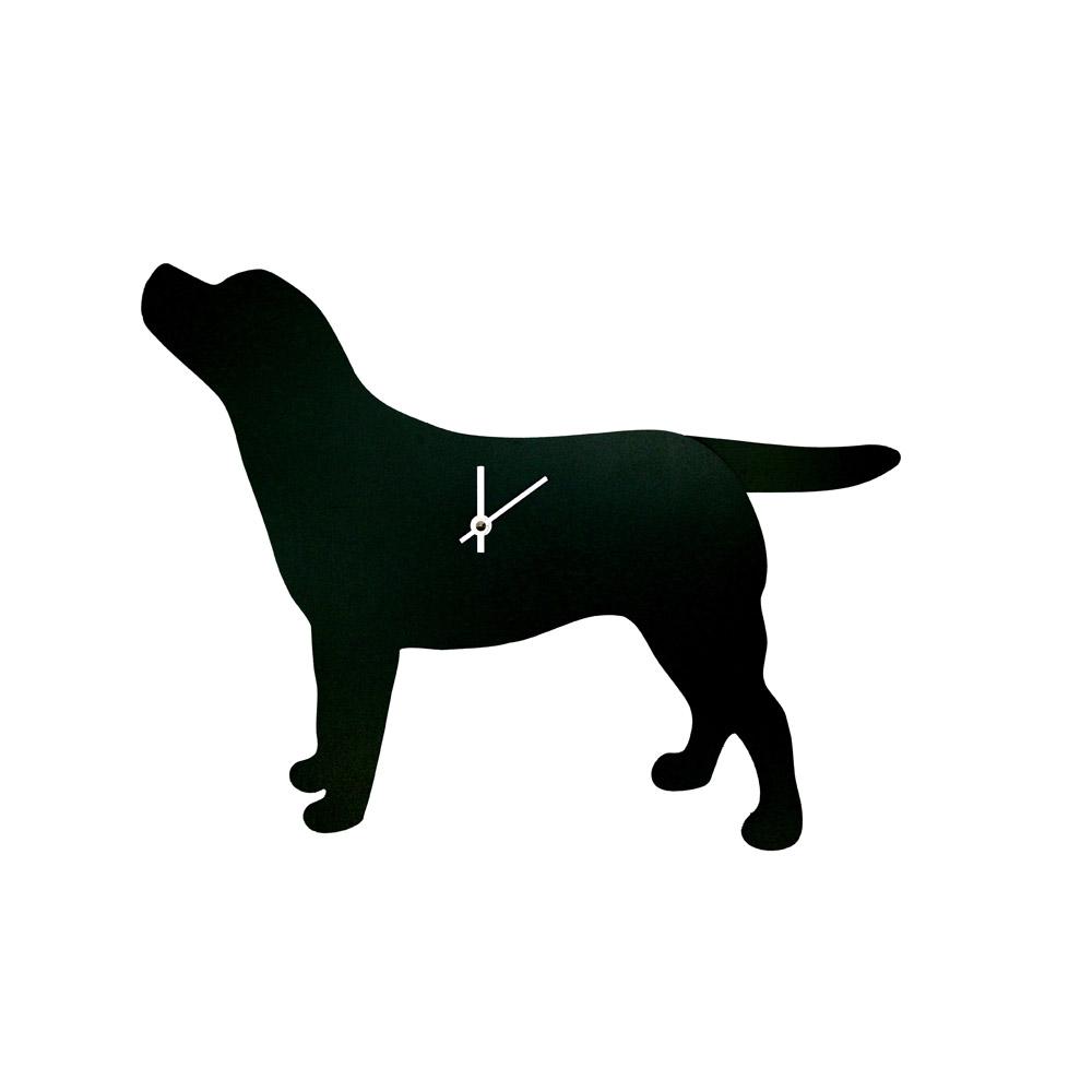 Labrador Uhr