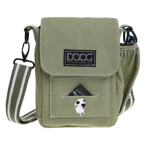 Doog Umhängetasche 'Walkie Bag' grün