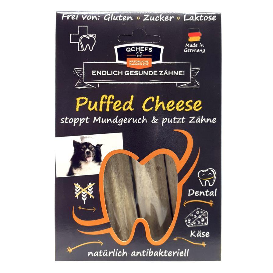 QCHEFS Puffed Cheese 3er