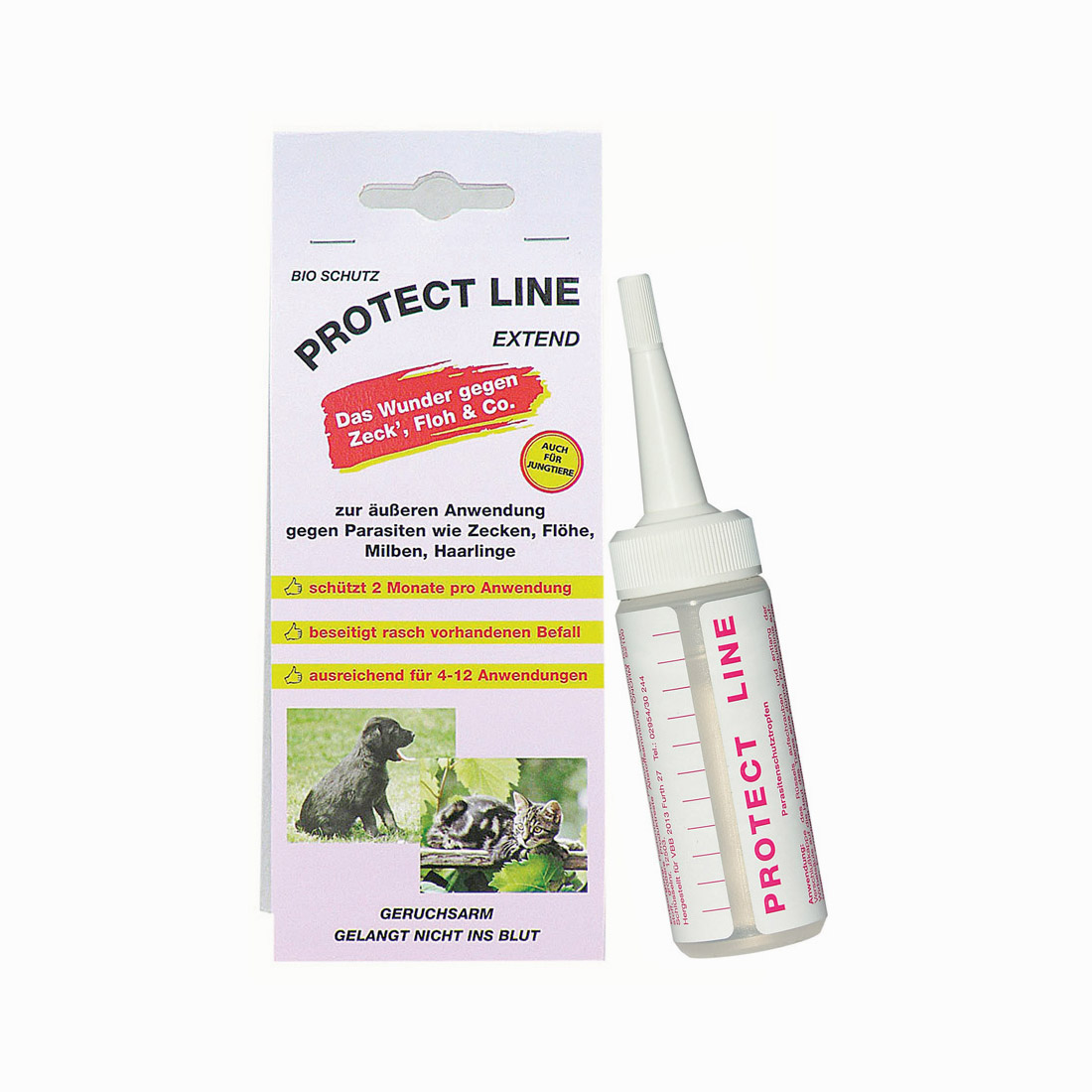 Bio Schutz Protect Line Extend