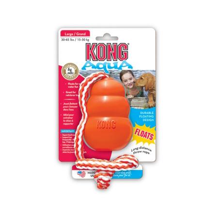 Aqua Kong orange