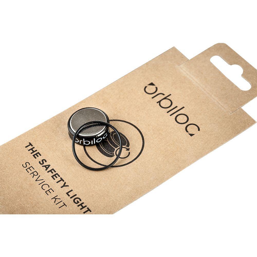 Orbiloc Service Kit Ersatzbatterien