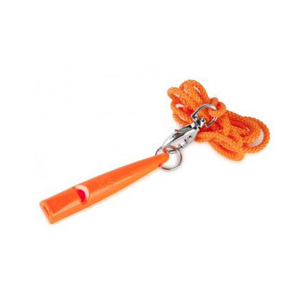 Acme Hundepfeife 211,5, orange, inkl. Pfeifenband