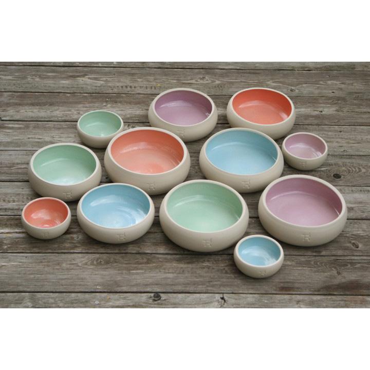 Keramiknapf PUR - Fressnapf in 6 Farben