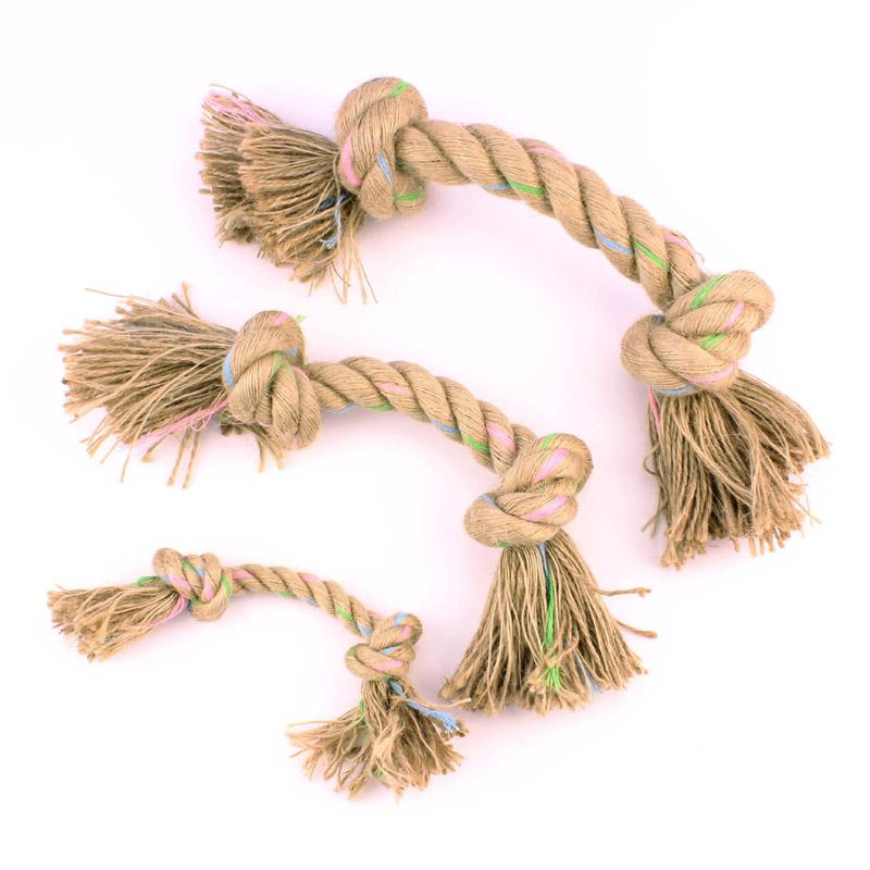 Becorope, Seil mit 2 Knoten
