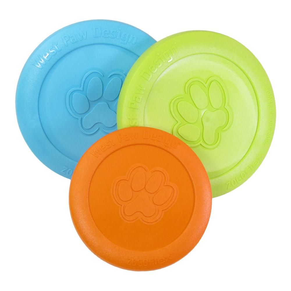 Zisc Frisbee West Paw Hundespielzeug