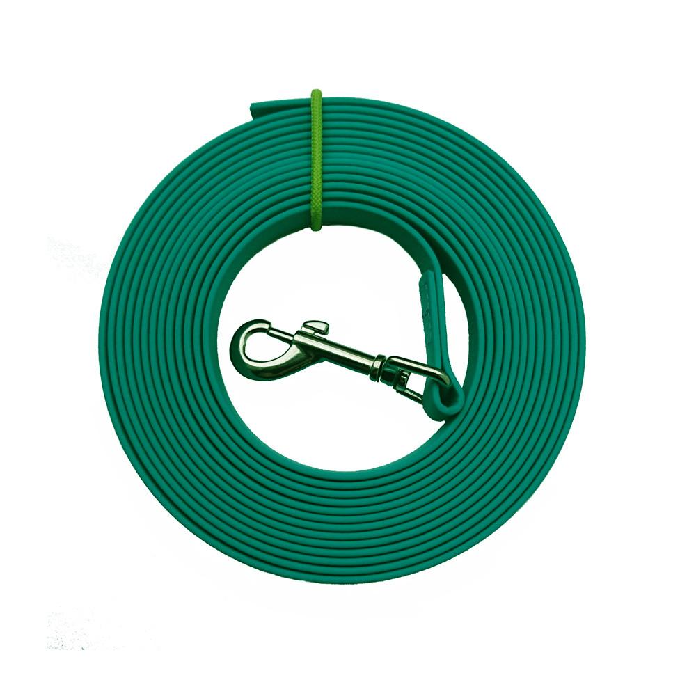 BioThane® Leine türkis-grün